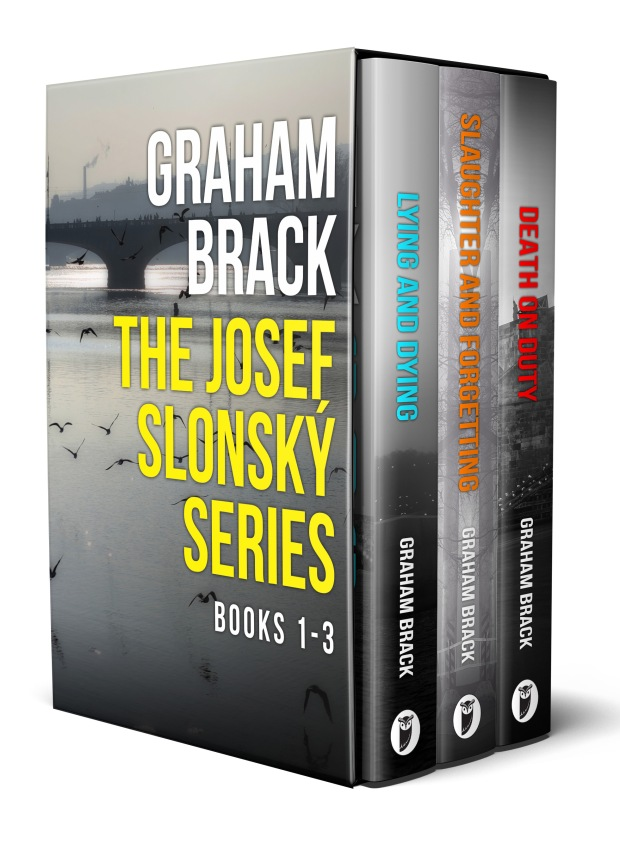 boxset josef slonsky